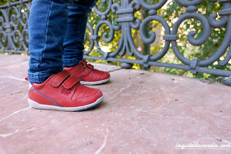 calzado primeros pasos