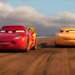 Cars 3, un peliculón a toda velocidad