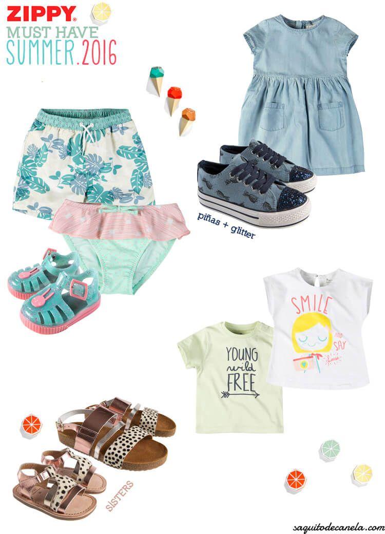 colección primavera verano 2016 zippy