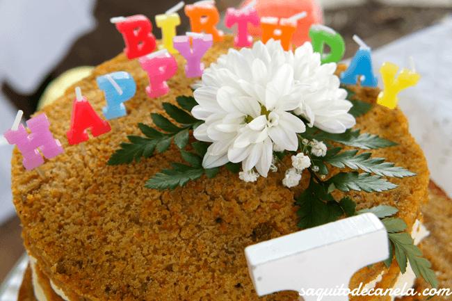 Celebrar un cumpleaños en casa