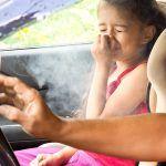 Dejar de fumar delante de los niños ¿si o no?