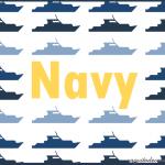 Navy el estilo que nunca muere
