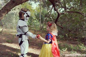 Una Había De Saquitodecanela Niños Vez Disfraces Para Disney EH9DW2I