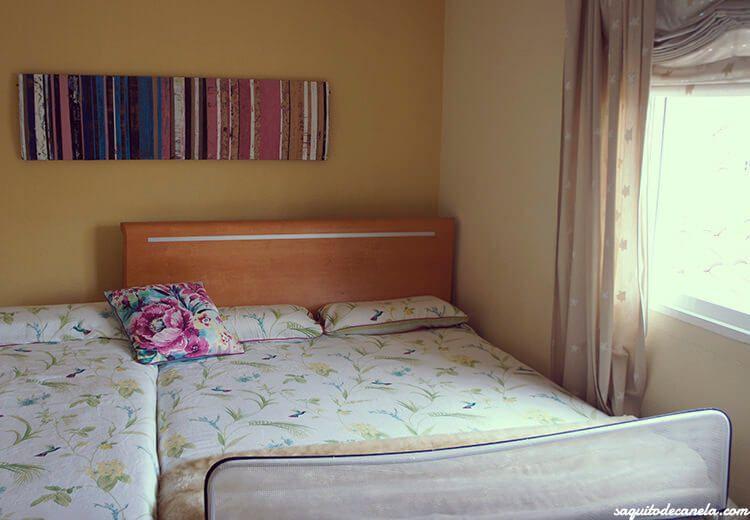 Dormir con los niños en la misma cama