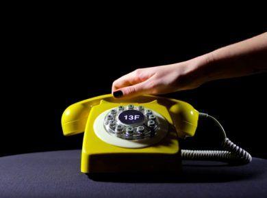 el telefono amarillo de la conciliación