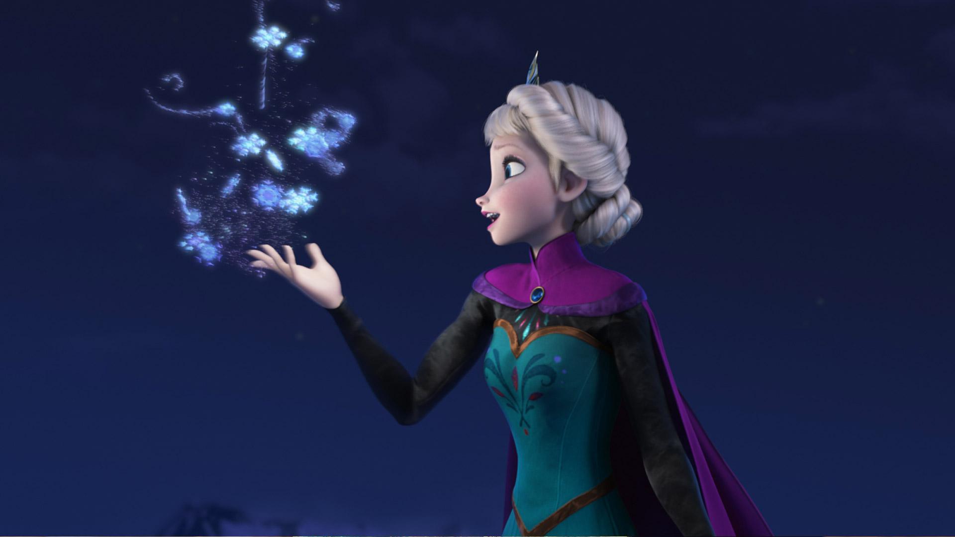 Frozen. El Reino del hielo