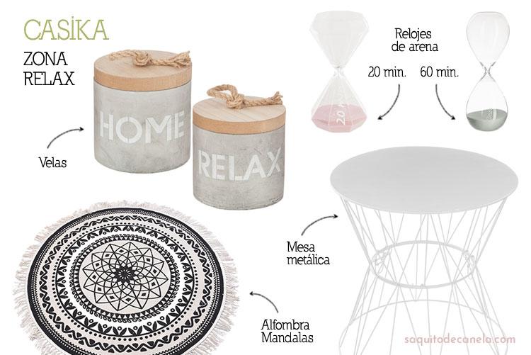 espacio propio en casa