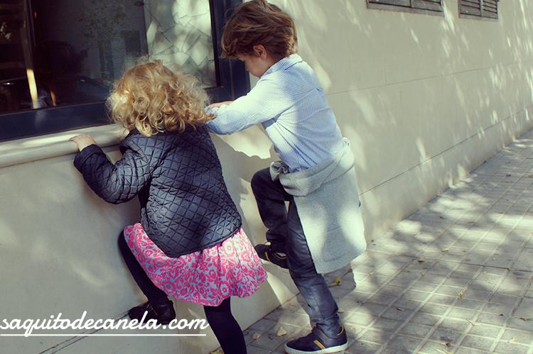 Foque moda infantil