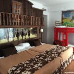 Playadulce hotel temático para vaqueros