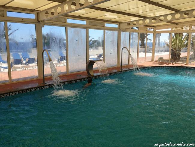 Hotel PlayaSenator Aguadulce (Almería)