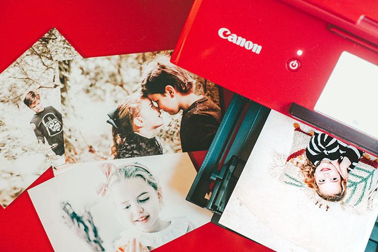 imprimir fotos en casa
