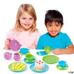 Juegos de té para niños ¡Os esperamos a las 5!