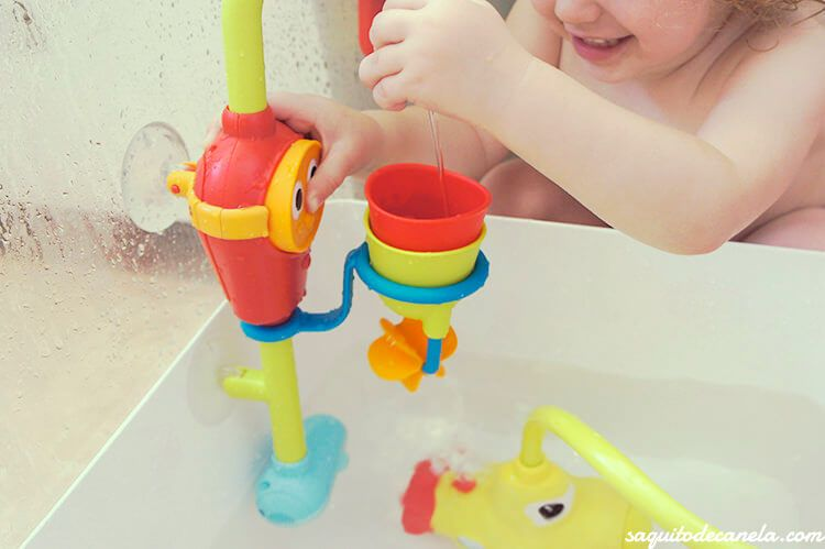 Juguetes para el baño Yookidoo
