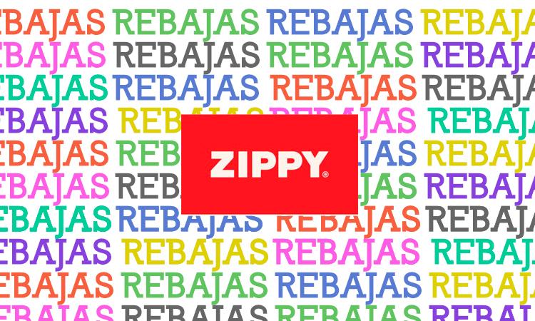 las rebajas de Zippy