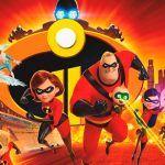 Los increíbles 2 de Disney Pixar