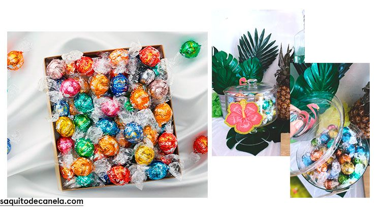 Chocolates Lindt