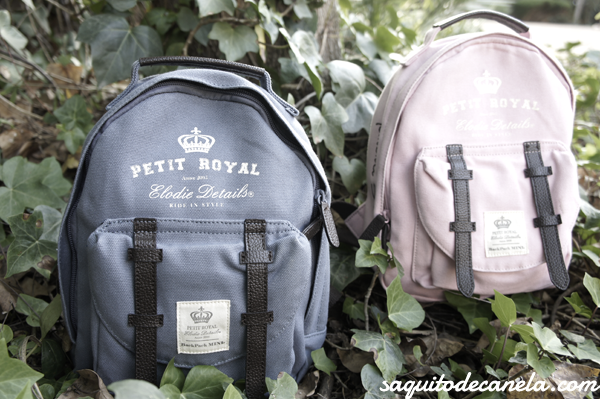 MINI™ de Petit Royal la mochila perfecta