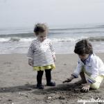 Día en la playa con Mayoral