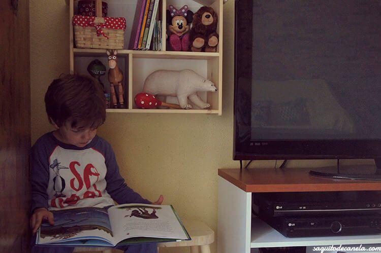 Muebles para niños serie Flisat de Ikea