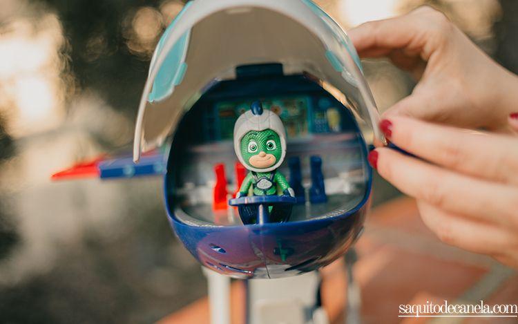 Nave PJ Masks de Bandai