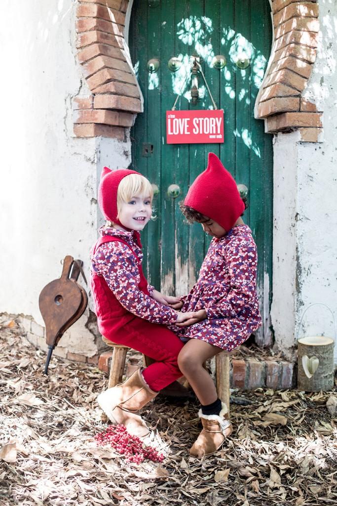 Omini moda infantil
