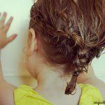 Peinados para niñas con pelo rizado