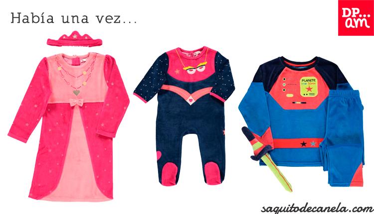 Pijamas para niñas y niños