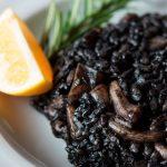 Receta de arroz negro súper fácil