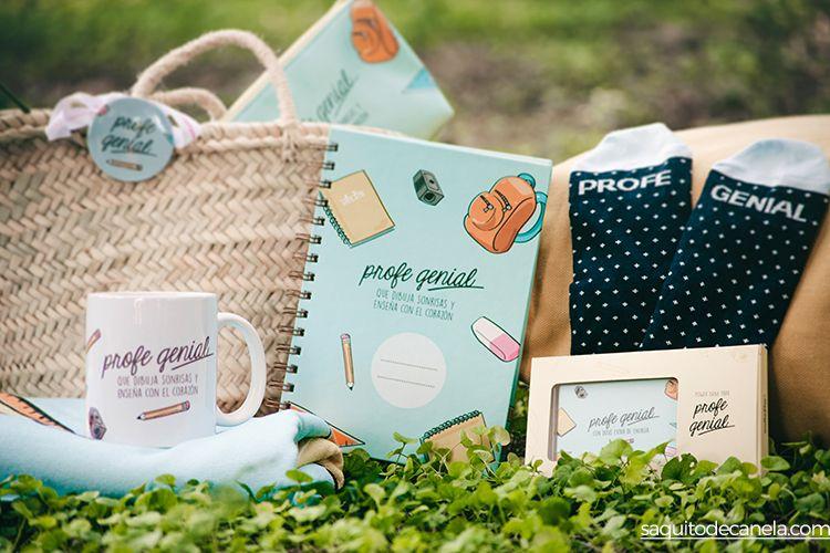 regalos personalizados para profesores
