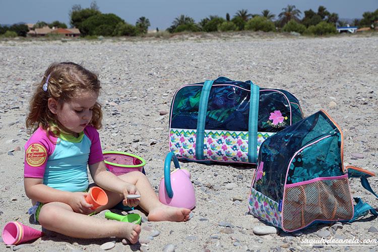 ropa de playa para niños