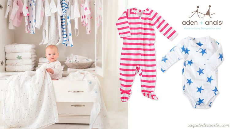 Ropita para bebé de Aden + Anais_1
