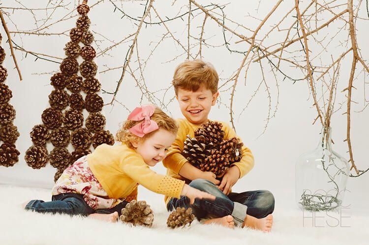 Sesión de fotos navideña3