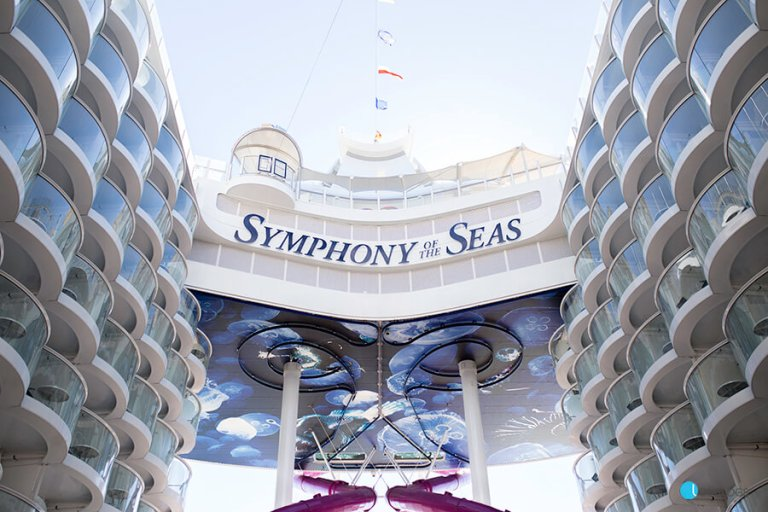 symphony of the seas crucero