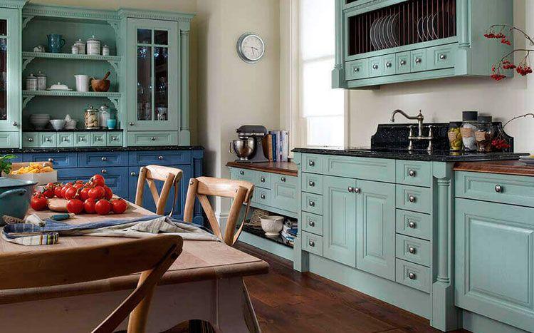 Ideas para decorar una cocina de estilo vintage - Saquitodecanela