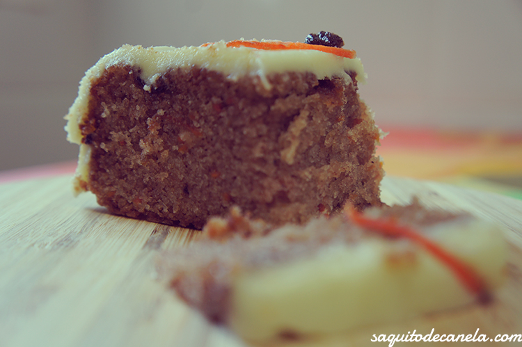 receta tarta de zanahoria fácil