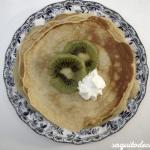 Tortitas caseras para desayunar en familia