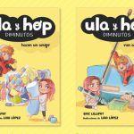 Ula y Hop, dos personajes que conquistarán a los niños