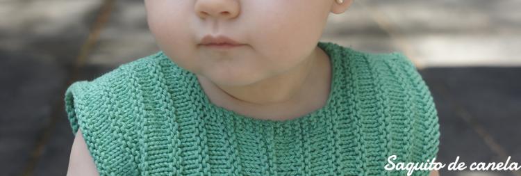 vestido de punto verde 3