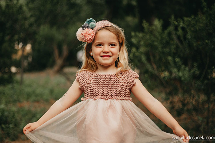 vestidos arras para niñas