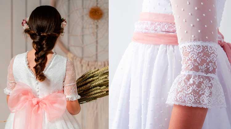 vestidos de comunión niña valencia
