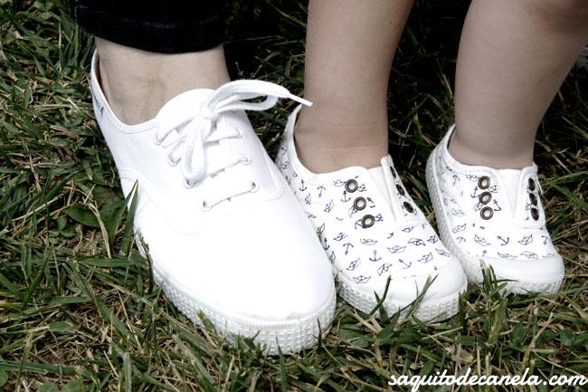 2676ae4f Victoria zapatillas para toda la familia - Saquitodecanela